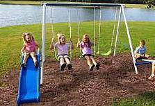 Swing set 1