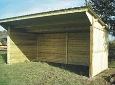 Run-In shed 2