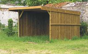 Run-In Shed 1