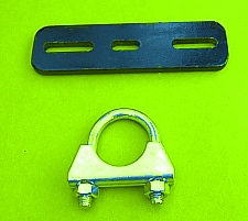 Hellanker E series bracket and clamp